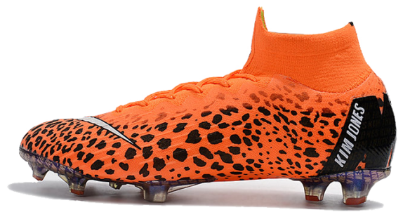 Nike Mercural Superfly Оранжевые 2